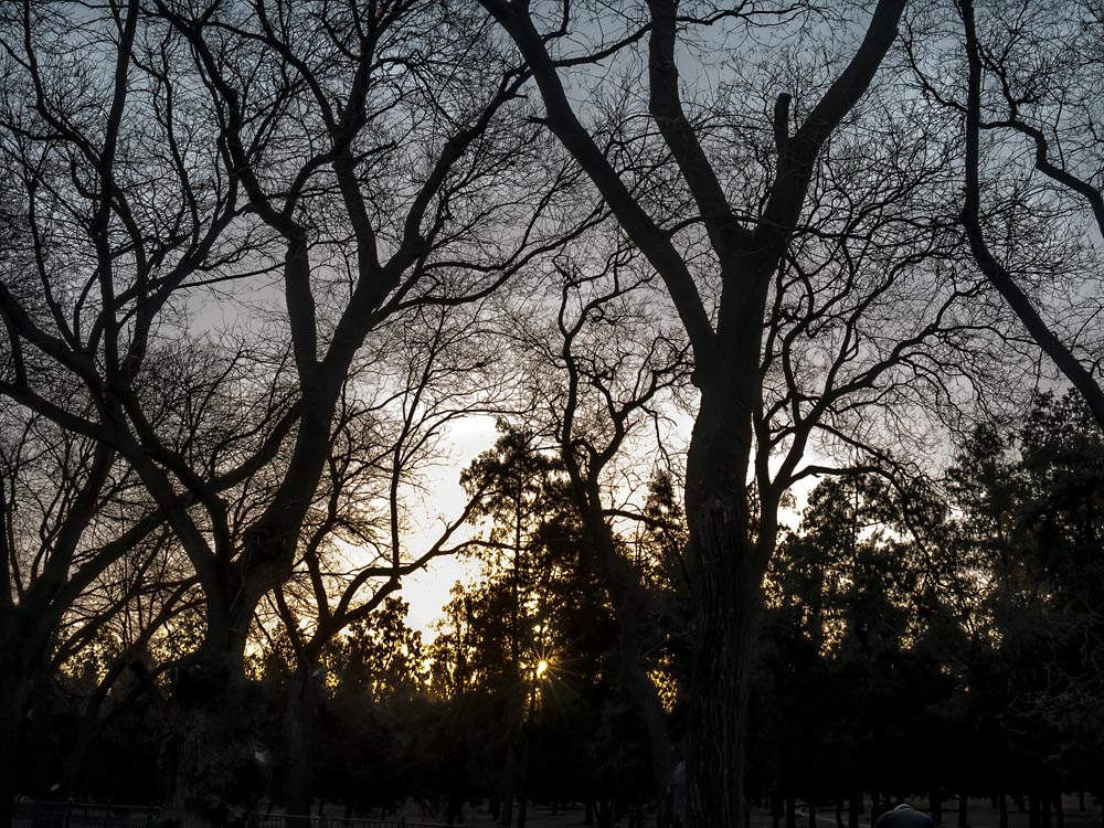 Lyrical nightlandscapes at twilight, Beijing #ArtPhotography @SteveGiovinco