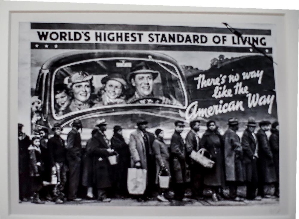 All Photography at the #NewWhitney Museum Margaret Bourke-White, The Louisville Flood America Is Hard to See Show @SteveGiovinco