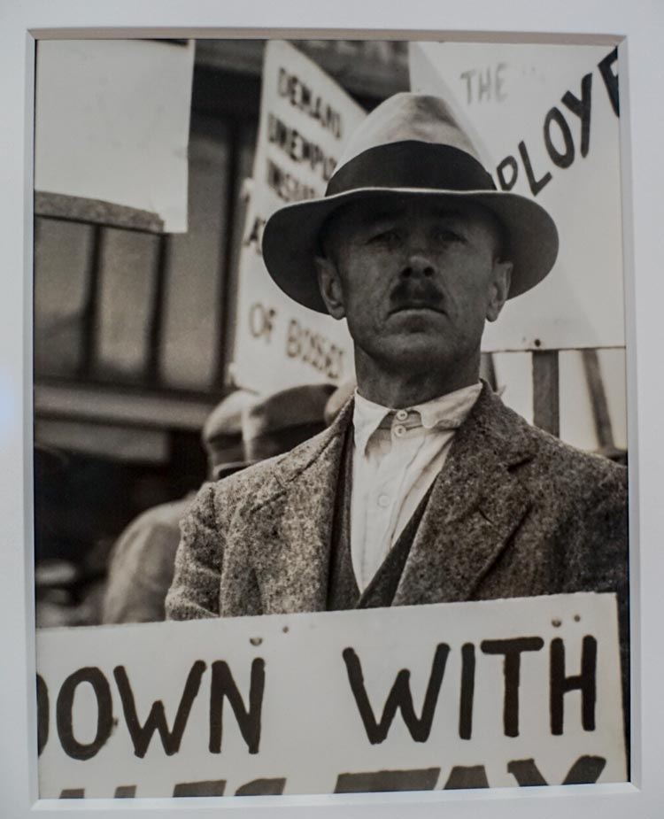 All Photography at the #NewWhitney Museum Dorothea Lange, Demonstration America Is Hard to See Show @SteveGiovinco