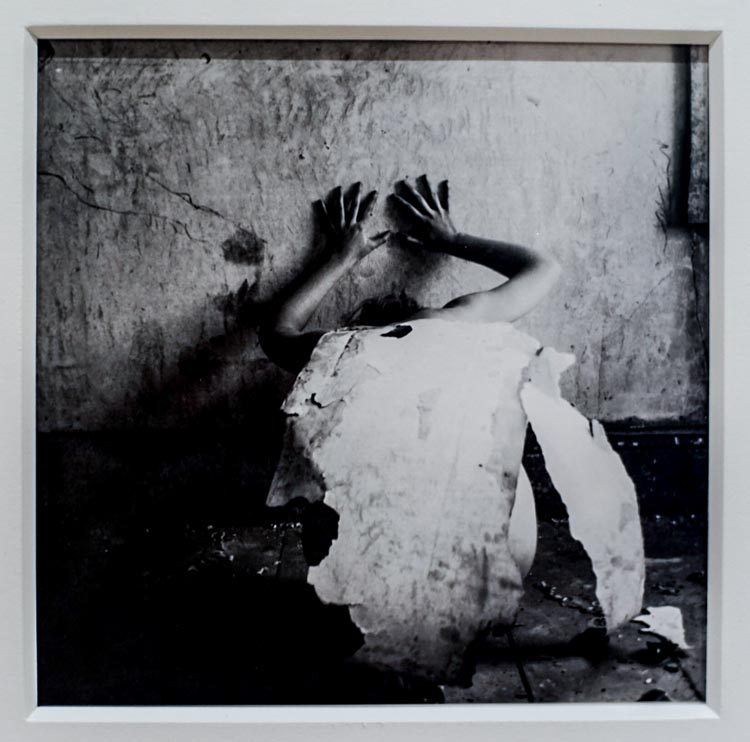 All Photography at the #NewWhitney Museum Francesca Woodman America Is Hard to See Show @SteveGiovinco