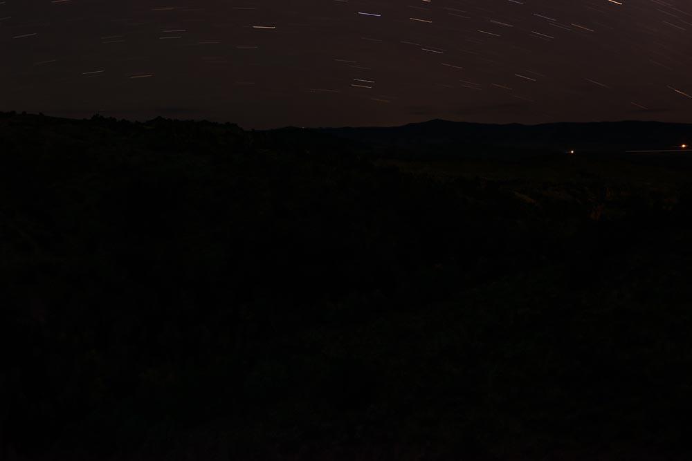 Twilight at the Edge of the World: Wyoming Photographed, Nighttime @SteveGiovinco