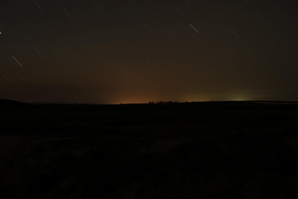Twilight at the Edge of the World: Wyoming Photographed, Towards Road @SteveGiovinco