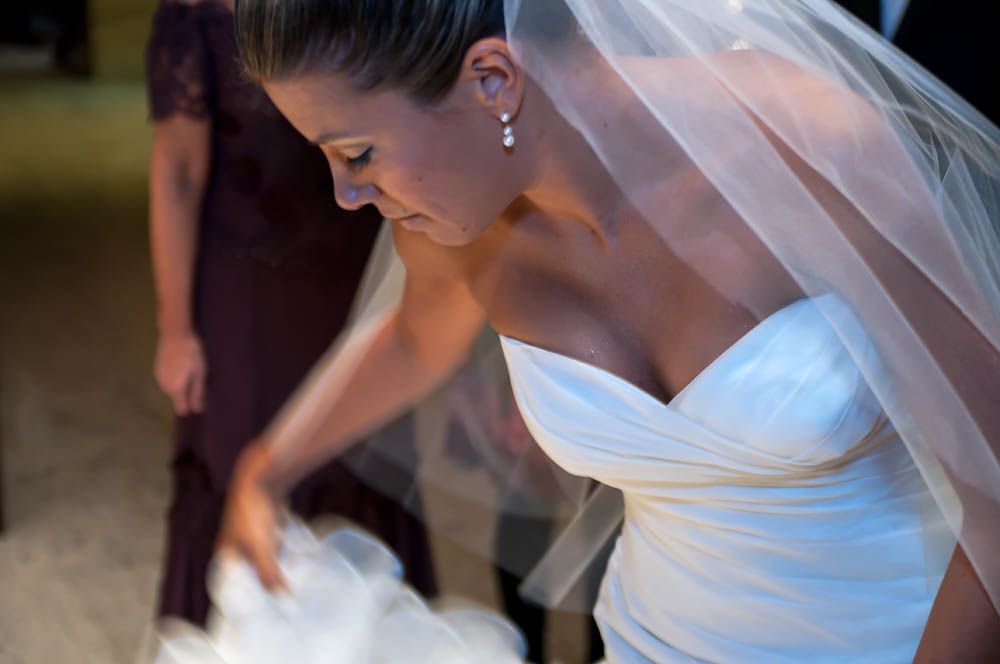 Fine art documentary wedding commission photography in NYC, graceful bride, Steve Giovinco