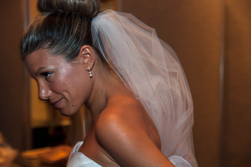 Fine art documentary wedding commission photography in NYC, bride posed, Steve Giovinco