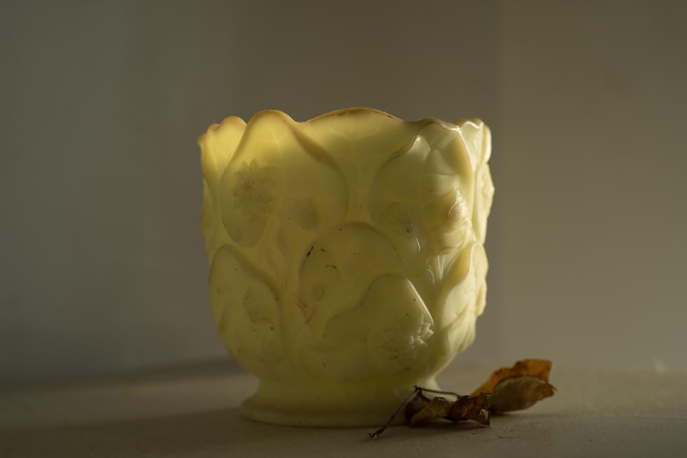 Fine art photography commission (vase in light) for Monegraph, Steve Giovinco