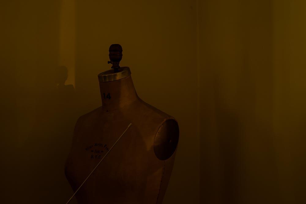 Fine art photography commission (mannequin) for Monegraph, Steve Giovinco