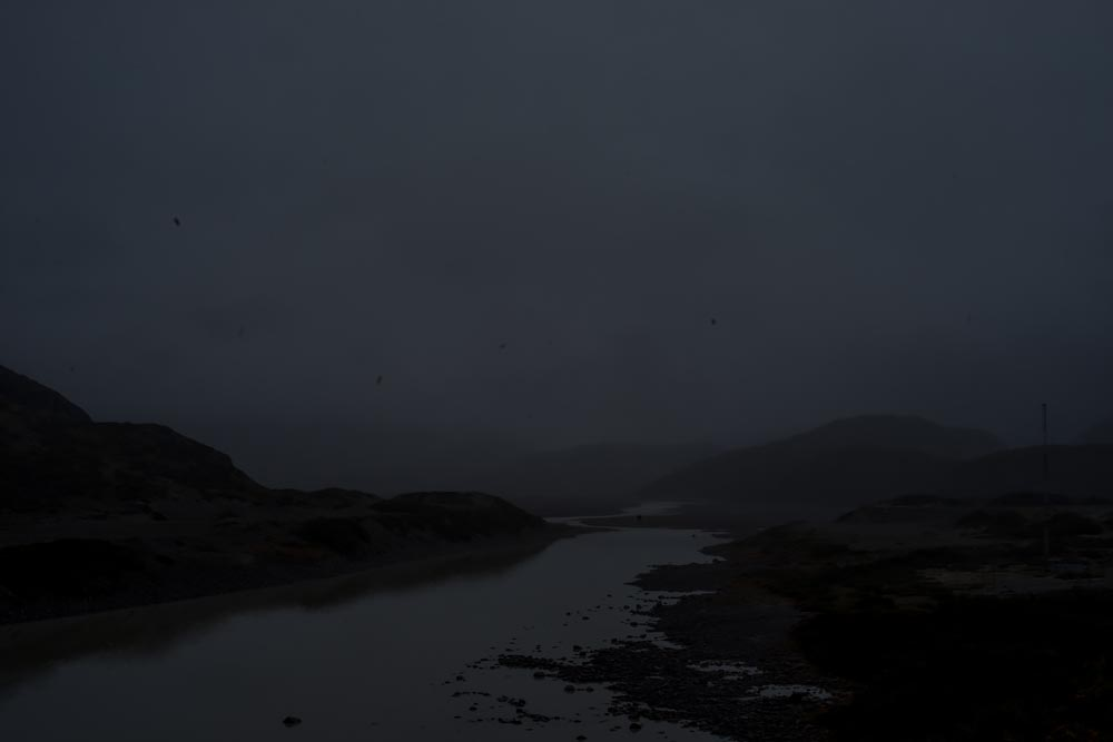 Why I Slept Next to a Glacier: An Art/Photography Project in Greenland Capturing the Environment, Glaciers and Norse History at Night: the River