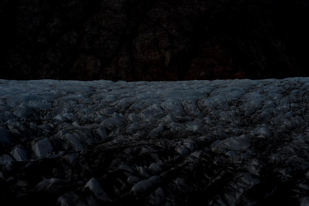 Why I Slept Next to a Glacier: An Art/Photography Project in Greenland Capturing the Environment, Glaciers and Norse History at Night: Ice and Rock